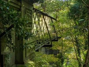 ...and the bridge across Lee Dingle