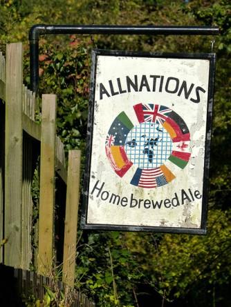 Homebrewed Ale