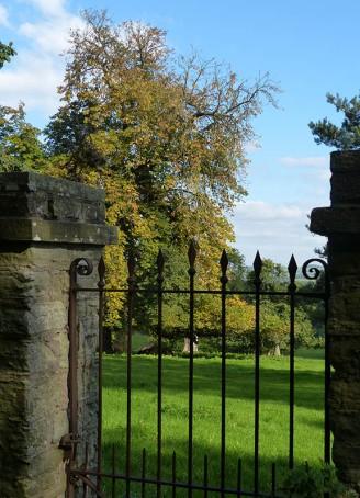 Park gates