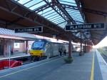A real train in a proper station! Moor Street, Birmingham