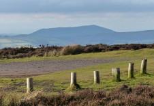 Stumps and Corndon Hill