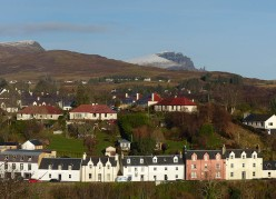 Bosville Road and the Storr
