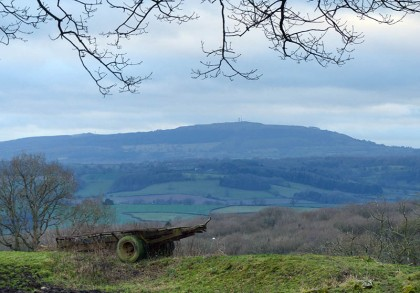 Cart and Brown Clee