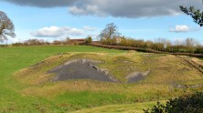 Old mine site