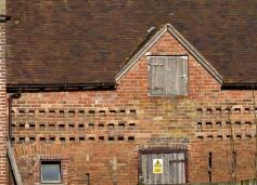 Benthall barn
