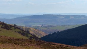A view to the Malverns