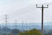 Plenty of pylons