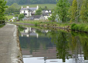 Canalside reflections
