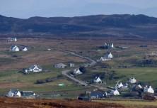 Kilmaluag - a distant view