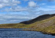 Sneosdal shore