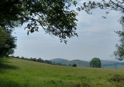A view to Black Rhadley