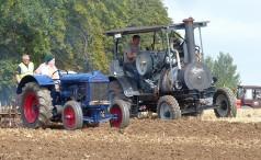 Working the fields