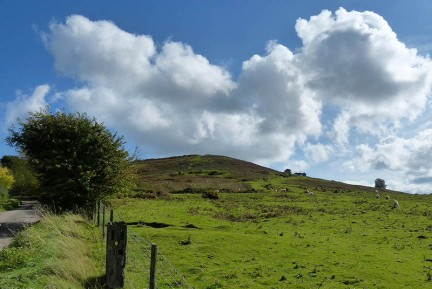 Nordy Bank hill fort