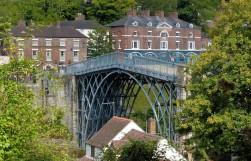 A glimpse of the bridge