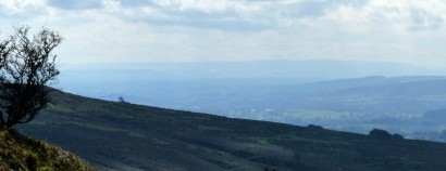 Blue Black Mountains