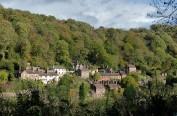 Coalbrookdale hillside
