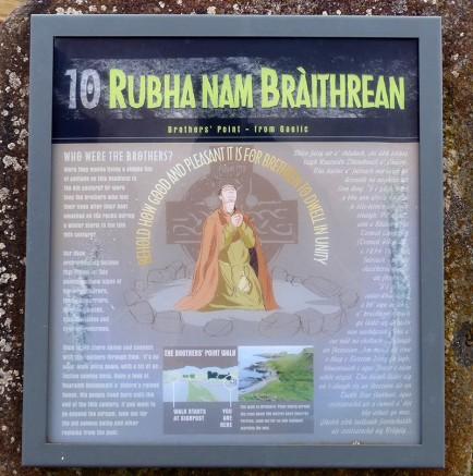 Rubha namBràithrean