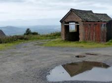 Dhustone hut
