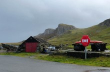 Staffin bothy