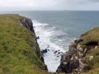 Bornesketaig clifftop W