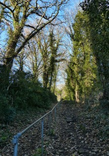 Old incline