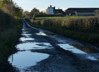 Inett puddles
