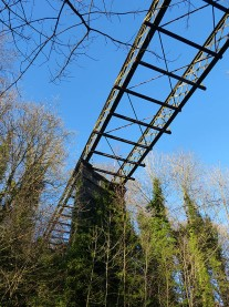 Lee Dingle bridge