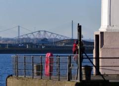 Three distant bridges