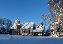 Benthall church...