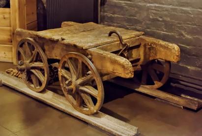 Plateway wagon