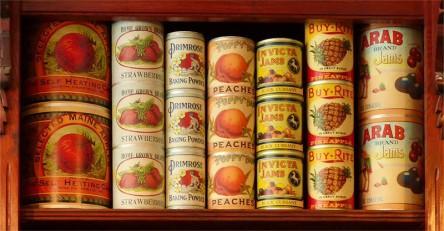 A few cans