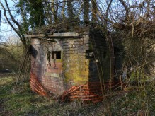 Railwayman's pillbox