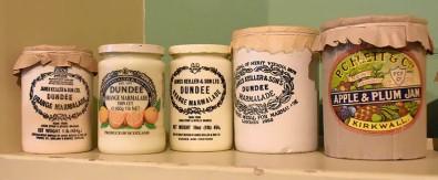 Marmalade and jam