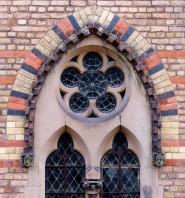 Jackfield church
