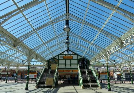 Tynemouth station