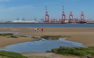 Mouth of the Mersey