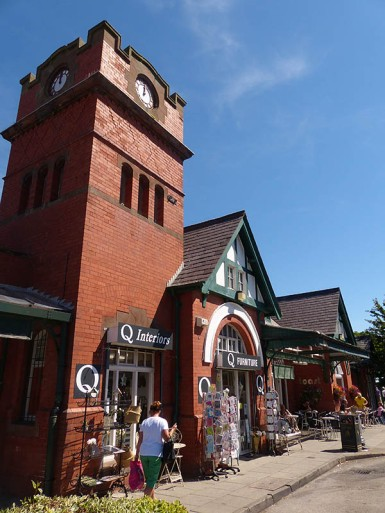 West Kirby station