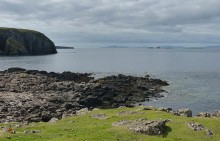 Northern tips and Western Isles