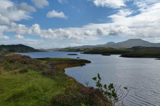 Loch Dunvegan...