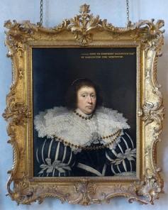 (nameless) Wife to Humphrey Packington esq.
