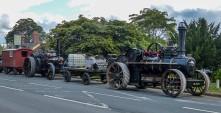 Quite a convoy