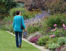 Walled garden...