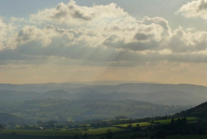 South Shropshire sunbeams