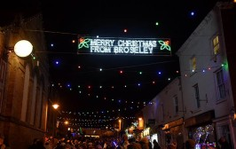 Merry Christmas from Broseley