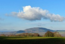 Cloud over the Wrekin