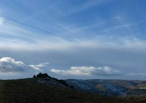 Cloudbank approaching