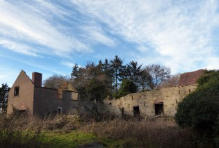 Perkley ruins