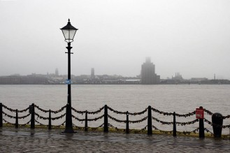 Murky Mersey Thursday