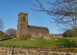 Dawley church