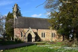 Oldbury Wells church